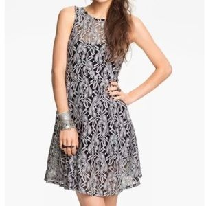Free People Art to Wear Miles of Lace Dress
